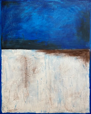 """Painting titled """"One inside the Other"""" by Alessandra Viola, Original Art, Acrylic Mounted on Stretcher frame"""