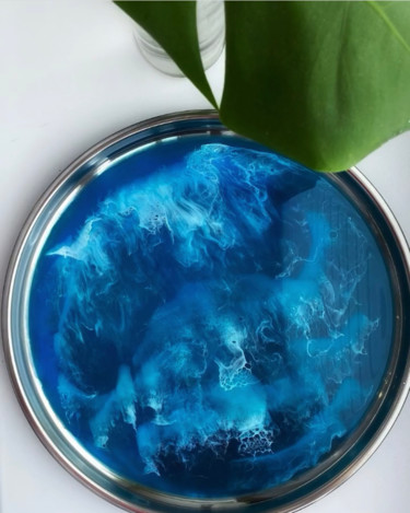 """Design titled """"Tray of sea"""" by Lisa Show, Original Art, Accessories"""