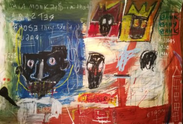 35.4x47.2 in ©2020 by Hector O'Kanin