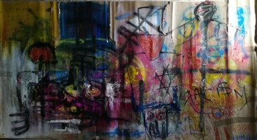 35.4x70.9 in ©2020 by Hector O'Kanin