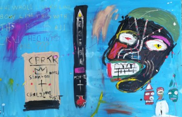29.5x45.7x0.4 in ©2020 by Hector O'Kanin