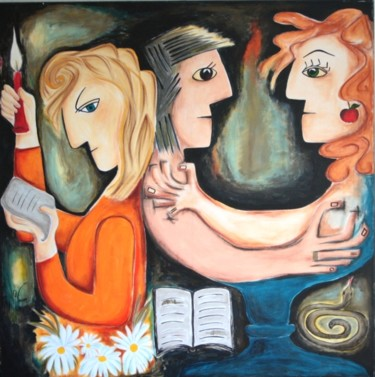 39.4x39.4x0.7 in ©2010 by Maria Voican
