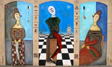 39.4x78.7 in ©2004 by Angelo Mazzoleni