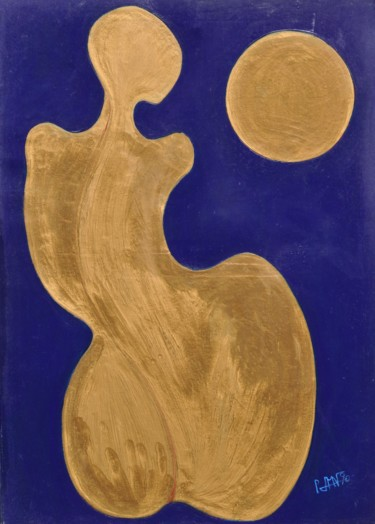 39.4x28.7 in ©1990 by Philippe Jamin
