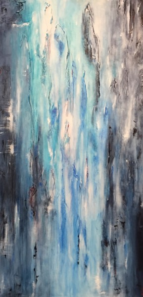 Painting, acrylic, abstract, artwork by Angie Chapman