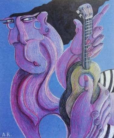 14.4x11.7 in ©2020 by Anna Reshetnikova