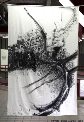 250x180 cm ©2000 by Anne Guerrant