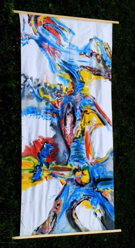 300x100 cm ©2000 by Anne Guerrant