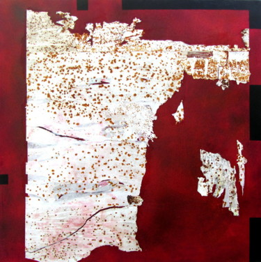 39,4x39,4 in © par Anne-Marie Mary