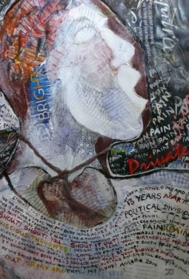 """Painting titled """"Torture Reminders a…"""" by Annette Du Plessis, Original Art,"""