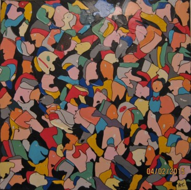 50x50 cm © by ANNICK COUËDEL