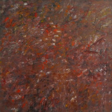 """Painting titled """"Silk"""" by Anton Carduus, Original Art, Oil Mounted on Stretcher frame"""