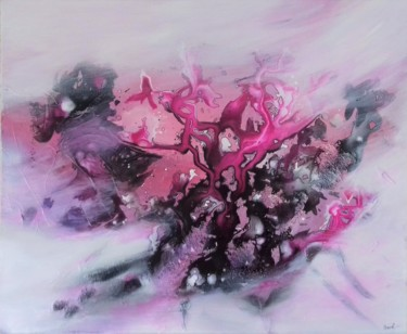 Abstract Painting, acrylic, abstract, artwork by Anval