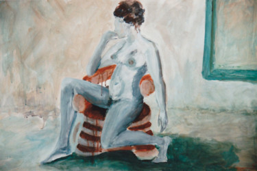 27.2x36.8 in ©1991 by Barbara Dominé