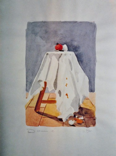 12x9.3 in ©1985 by Barbara Dominé