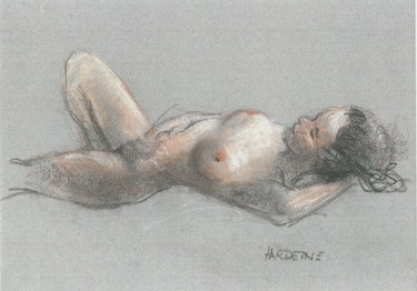 11.4x16.5 in © by Claude Hardenne