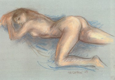 15.8x19.7 in © by Claude Hardenne