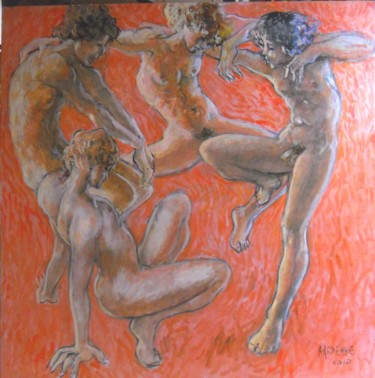 48x48 in ©2007 by Claude Hardenne