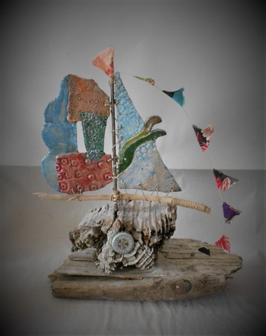 Design, accessories, outsider art, artwork by Armelle Colombier
