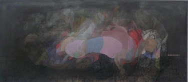 24x60 in ©1978 by Art Malaysian Paintings Sold