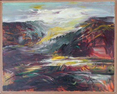24x30 in ©2001 by Art Malaysian Paintings Sold