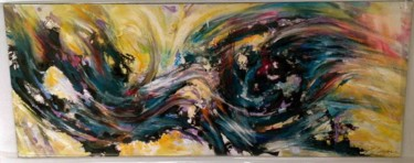 24x60 in ©2012 by Art Malaysian Paintings Sold