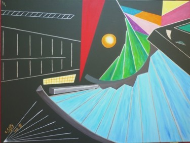 23.6x31.5 in ©2012 by Corinne Couty