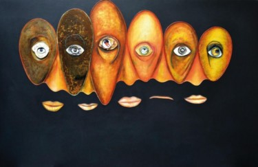 91x145 cm ©2011 by Boulminate Brahim