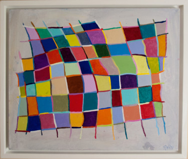 """Painting titled """"Set Loose"""" by Don Perley, Original Art, Oil Mounted on Stretcher frame"""