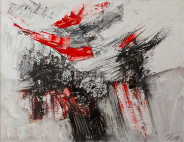 """Painting titled """"Composition-29"""" by Arthur Avalyan, Original Art, Oil"""
