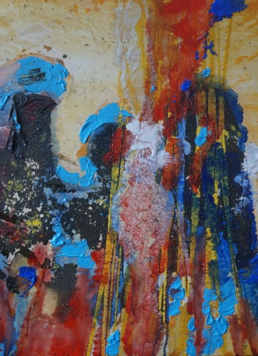 """Painting titled """"Series of abstract…"""" by Roman Bonchuk, Original Art, Oil"""