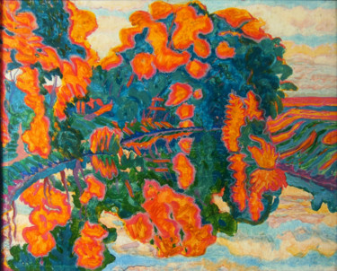 15.8x19.7x0.4 in ©1995 by Sergey And  Vera