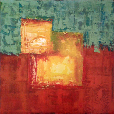 31.5x31.5 in © by Catherine Barbet