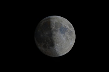 """Photography titled """"The moon"""" by David James, Original Art, Digital Photography"""