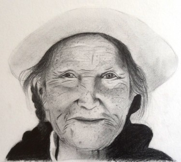 Drawing, pencil, artwork by Atelier Linea