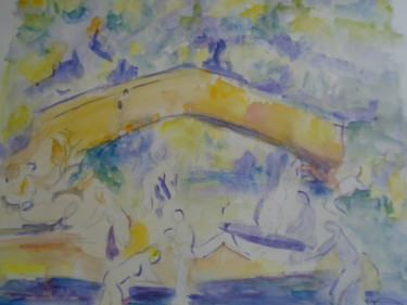 15.8x19.7 in ©2009 by Françoise AUGUSTINE