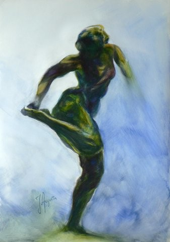 42x30 cm ©2012 by James Augustin