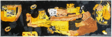 15.8x47.2 in ©2011 by Ayel