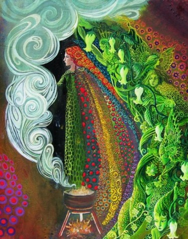 Emily Balivet Paintings For Sale