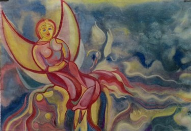 22x30 in ©2009 by Barindam Bose