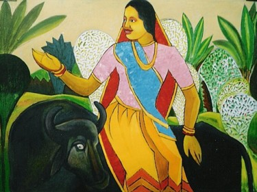 18x28 in ©2006 by Barindam Bose