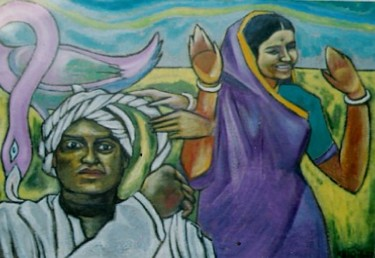 22x30 in ©2005 by Barindam Bose
