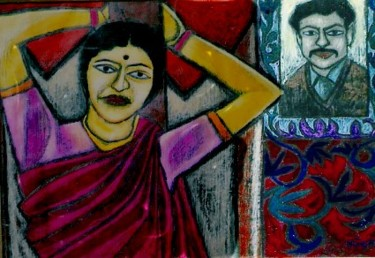 22x30 in ©2006 by Barindam Bose