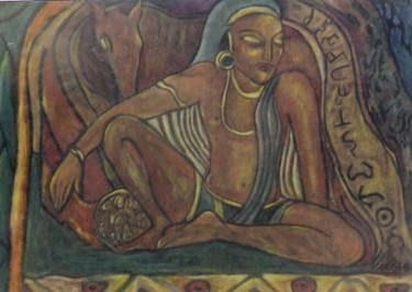 22x30 in ©2011 by Barindam Bose