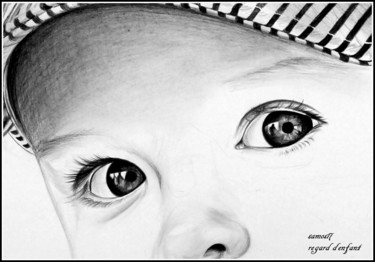 11.8x15.8 in © by Samos17 Portraitiste