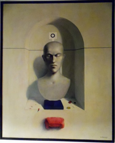 39.4x31.5x1.6 in ©1985 by Onofre Roque Fraticelli