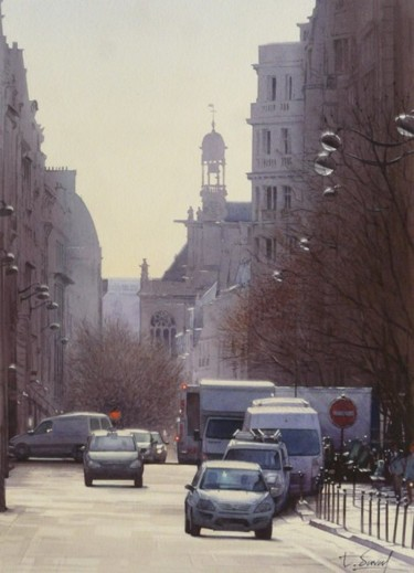 15.4x11 in ©2010 by Thierry Duval