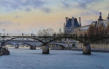 13.4x21.3 in ©2011 by Thierry Duval