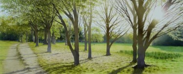 13.8x33.5 in ©2011 by Thierry Duval