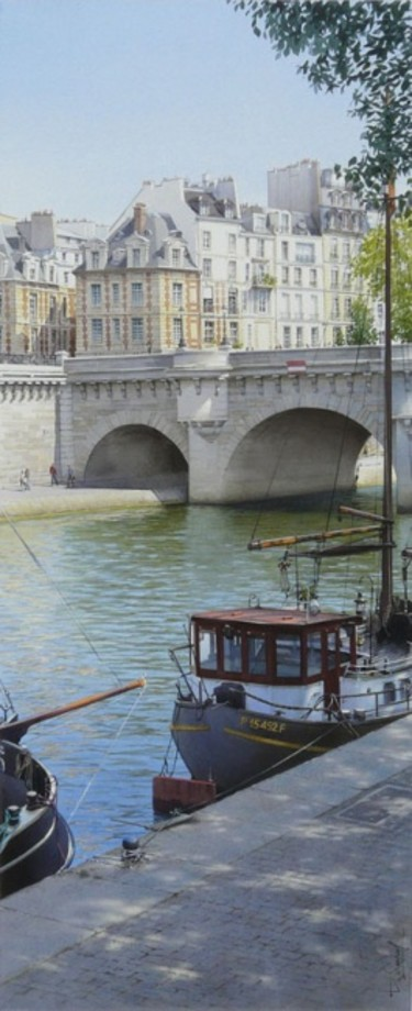 32.3x13.4 in ©2011 by Thierry Duval
